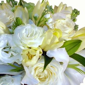 foxgloves flowers victoria bc florist designers choice hand tied bouquet - #Just Because