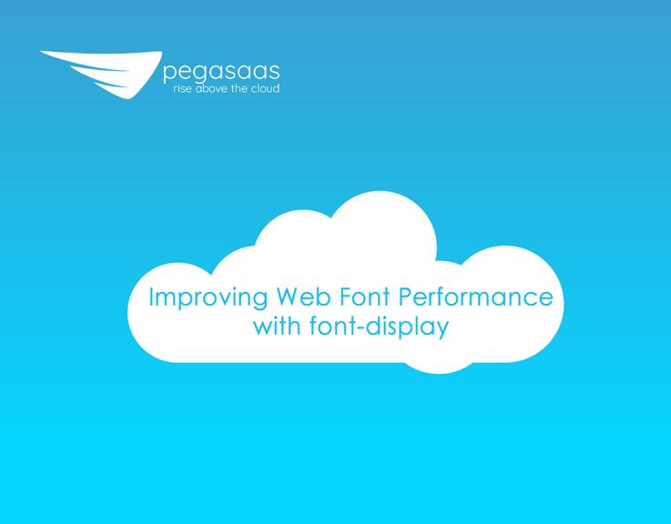 Improving Web Font Performance with font-display