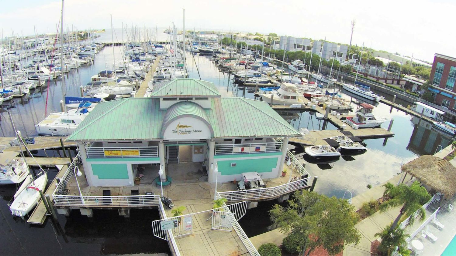 Preferred Yachts Display Center