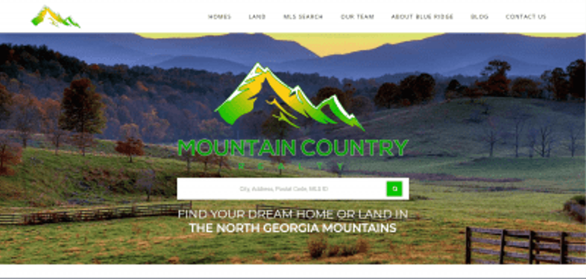 Mountain Country Real Estate