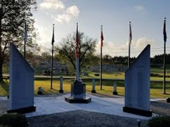 Fannin County Veterans Memorial Park in Georgia