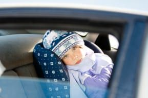 New Jersey car accident lawyers warn about the dangers of bulky winter suits and car seats.