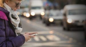 "Our car accident attorneys in New Jersey report on petextrians and ""distracted walking"" accidents."