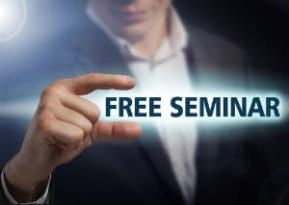Free seminar for high school & college students Interested in pursuing a career in law