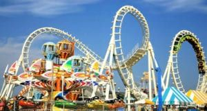 Our New Jersey personal injury attorneys report on amusement park accidents.