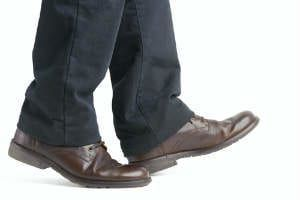 5. Encourage proper footwear and safe behavior.