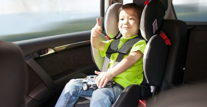 What the New Car Seat Law Says