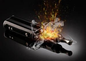FDA Action on E-Cigarettes and Dangerous Explosion Risks