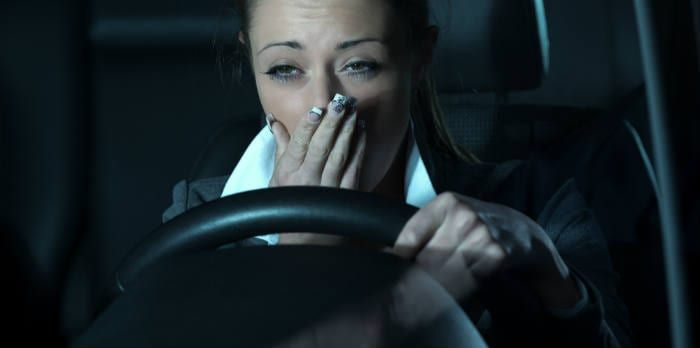 Most Drivers Find Drowsy Driving to Be Unacceptable Yet Do It Anyway