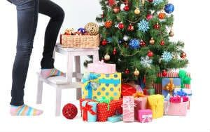 Preventing Indoor Slip and Falls When Hanging Decorations