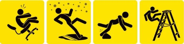 Why Do Workplace Slip-and-Fall Accidents Happen?