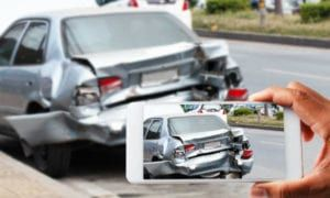 Our New Jersey car accident lawyers discuss the importance of taking pictures after a car accident.
