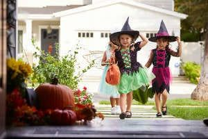 Be Ready for Trick-or-Treaters