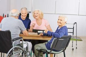 Visit the nursing home in person.