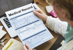 Copies of your medical bills and other accident-related expenses