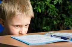 A younger child experiences side effects after taking Concerta ADHD medication