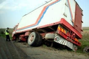 A truck accident caused by speeding is one of the common types of truck accidents in New Jersey and New York