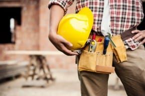 A New Jersey contruction worker can claim workers' compensation benefits without proving fault.