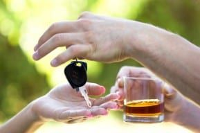 A New Jersey drunk driver is given his keys from an alcohol vendor resulting in a dram shop liability case.
