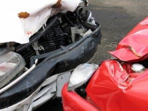 A dangerous head-on collision in need of an experienced New Jersey car accident attorney