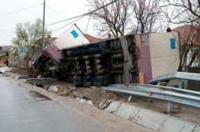 New Jersey truck accident damages may be difficult to claim.