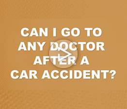 Can I Go To The Doctor After A Car Accident? | Auto Accident FAQ