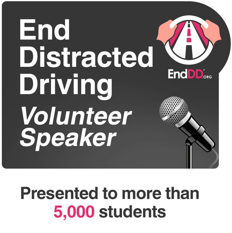 End Distracted Driving