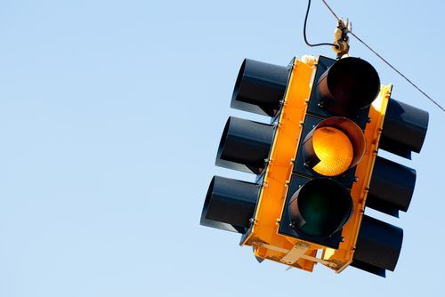 Is it worth running a yellow light that turns red?