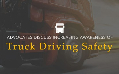 Truck Driving Safety
