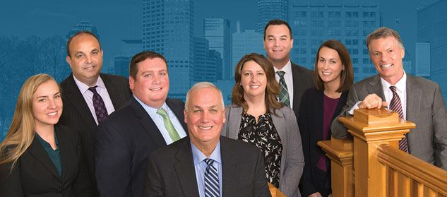 The personal injury lawyers at Craig, Kelley & Faultless, LLC in Indiana.