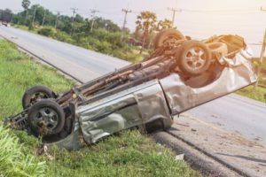 Rollover truck accidents