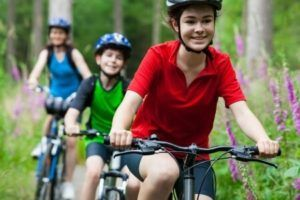 Child Bicycle Helmet Laws California