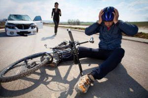 Bicycle Accident Injury Victim in California