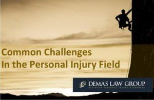 Personal Injury Claim Challenges
