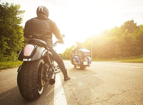 motorcycle Accident Injury Lawyers in California