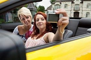 Drivers Take Risks to Snap Selfies