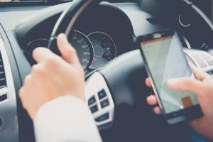 Long Island Car Accident Attorneys remind drivers that April is Distracted Drivers awareness month.
