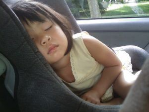 Long Island Car Accident Lawyer explains dangers of not restraining children properly in car seats.