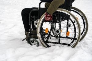 Winter Weather Wheelchair Tips