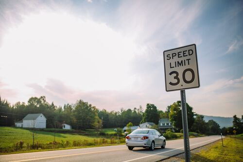 Speed Limits | Car Accident Lawyers