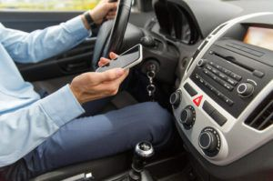 Distracted Driving Accident Lawyer in Johnson City