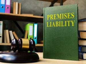 premises liability laws book
