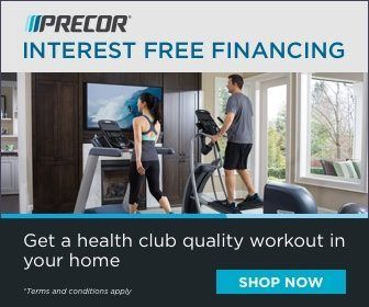 PRECOR Interest Free Financing