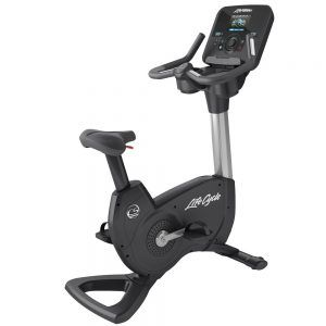 Life Fitness Platinum Club Series Upright Lifecyle Bike