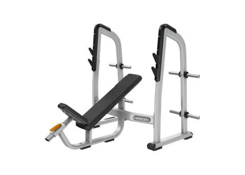Precor DBR0410 Olympic Incline Bench