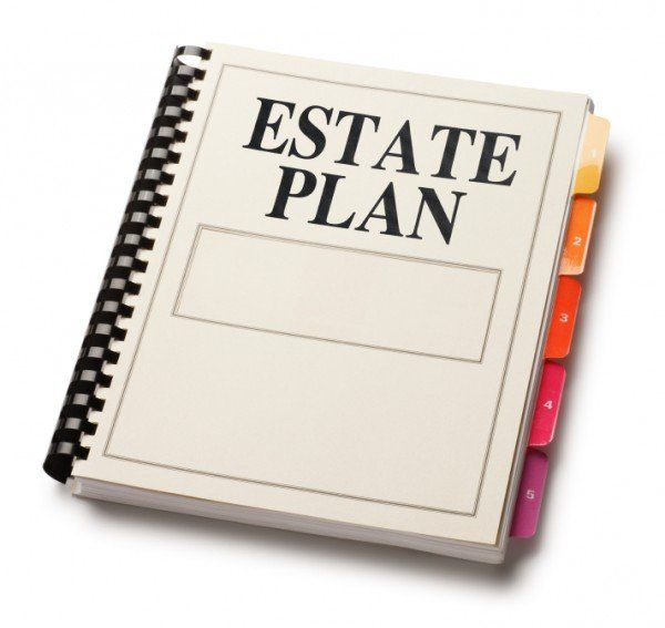 copy of an Estate Plan