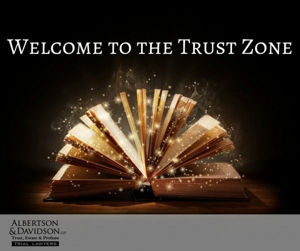 welcome to the trust zone