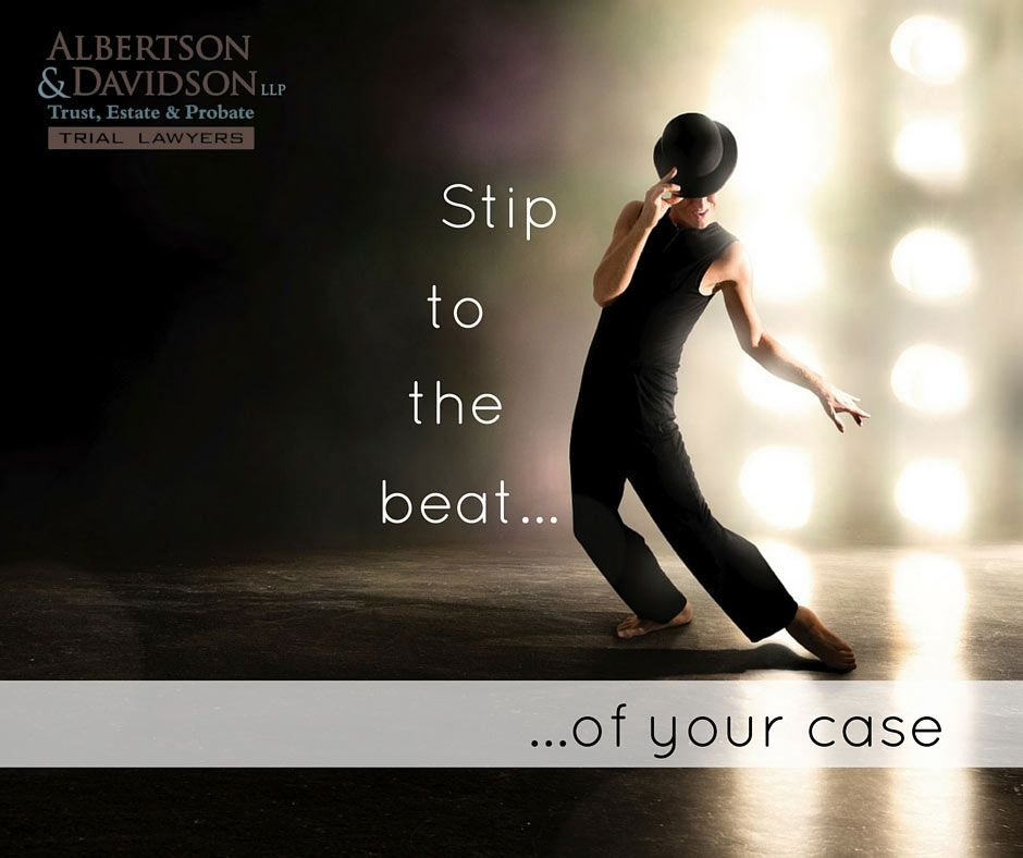 stip to the beat of your case