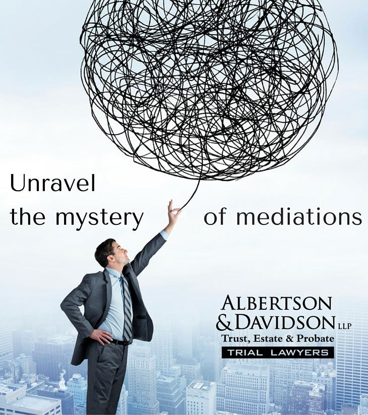 unravel the mystery of mediations