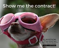 show me the contract!